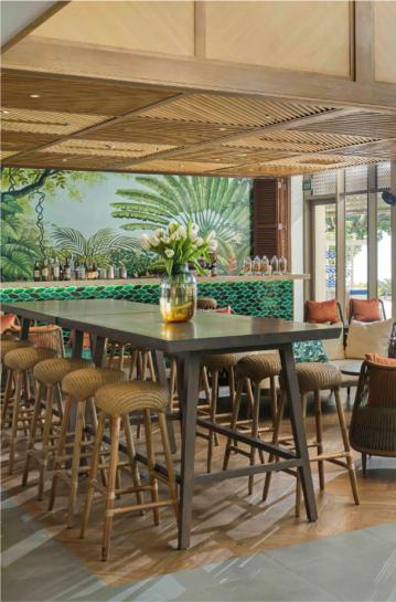 Tropical Café