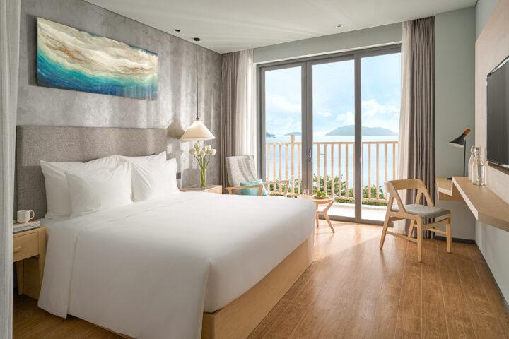 Deluxe Balcony Ocean View