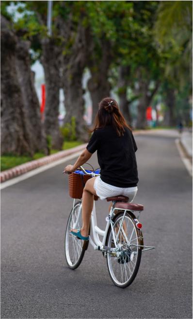 Đạp xe trải nghiệm